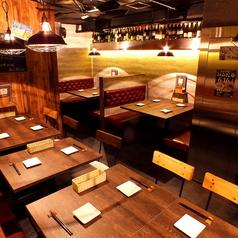 肉バル カンビーフ 新宿歌舞伎町店の雰囲気1