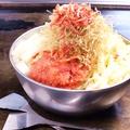 料理メニュー写真明太子・チーズ・もち