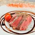 料理メニュー写真牛サーロイングリル
