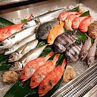 産直!本日入荷の鮮魚を刺身、塩焼き、煮つけでどうぞ!