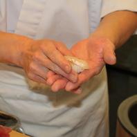 【職人の技】湊町「新潟」の旬を味わう寿司をご堪能