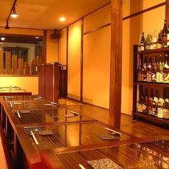 2階のお座敷席は大人数のご宴会におすすめ。20名~30名様の貸切が可能です。