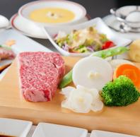 神戸ビーフステーキコース(140g)│会食・宴会