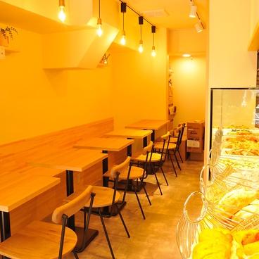 手づくりのデリとパンcafe coconaの雰囲気1