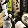 料理メニュー写真プレミア焼酎や梅酒、ワインなどしゃぶしゃぶに合うお酒も多数ご用意!
