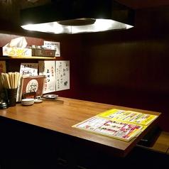 1階4名用テーブル席。個室。最大8名様まで対応します