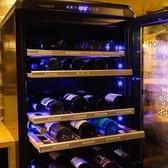 ボトルワイン無制限飲み放題1,980円(税抜)!営業時間中は何時間、何本でもOKです★厳選したワインをボトル交換で時間無制限で飲み放題◎ワイン好きには堪らないシステムになっています!種類は赤・白・スパークリングを常時約20種類取り揃えています!熟したお肉と豊富なワインを是非お楽しみください。