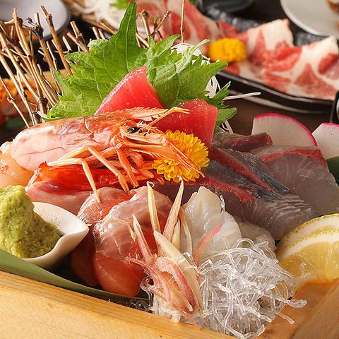 海鮮と串カツ ひかり屋