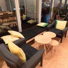 ガーデン カフェ GARDEN CAFE ソライロのおすすめポイント1
