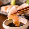 料理メニュー写真地鶏のお刺身