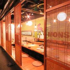 CHICKEN MONSTER チキンモンスター 今池店の雰囲気1