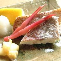 【一品料理】お寿司以外のお料理もご用意しております。