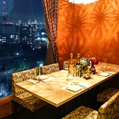和モダン溢れる大人個室は接待や会食におすすめです。名古屋の街並みを眺めながら優雅なお食事をお楽しみください。