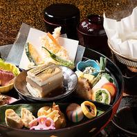 四季折々の京料理やおばんざいを堪能!お弁当・御膳多数