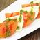 料理メニュー写真完熟トマトのカプレーゼ