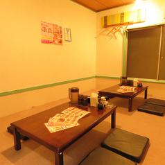 西安刀削麺専門店の雰囲気1