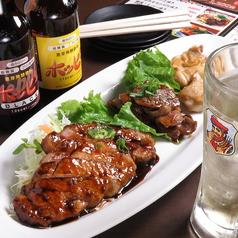 鉄板焼き とん 大阪駅前第三ビル店のおすすめ料理1