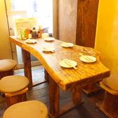 【テーブル席】25名様から貸切宴会できます。
