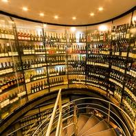 お好みのワインがみつかります