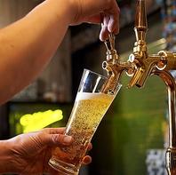 タップで注ぐ新鮮な生クラフトビール