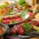 炙り肉寿司X★鍋付&カルパッチョ含む全150食べ飲み放題