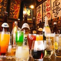 深夜5時まで元気に営業♪+1000円で飲み放題120分~♪