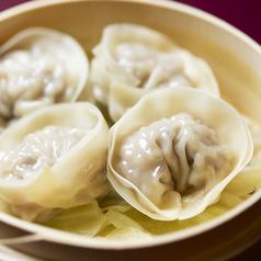 豚のマンドゥ(韓国風蒸餃子)