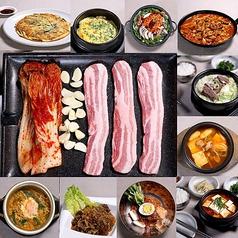 焼肉 韓国家庭料理 豚舞 DONMAIのおすすめ料理1
