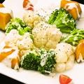 料理メニュー写真季節の温野菜