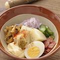 料理メニュー写真ゴロゴロジャガイモのポテトサラダ