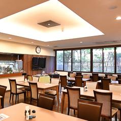 六本松食堂の雰囲気1
