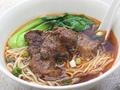 料理メニュー写真角煮麺