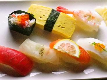 河口湖町 寿司善のおすすめ料理1