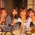 【女子会】個室あり♪オシャレな店内で女子会を♪料理・ドリンク・雰囲気どれも満足♪