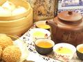 料理メニュー写真中国茶
