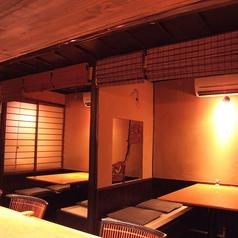 1階テーブル席【4名席×3】