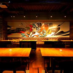 瓦 ダイニング kawara CAFE&DINING 新宿靖国通り店の雰囲気1