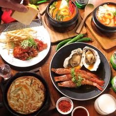 韓国料理 韓バル イチサン 梅田東通り店の特集写真