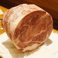 料理メニュー写真A5ランクの佐賀牛や白金豚などブランド肉でしゃぶしゃぶを