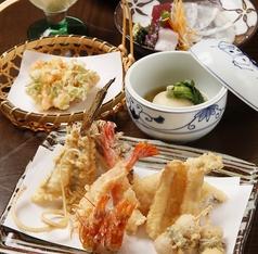 日本橋 天ぷら 魚新の写真