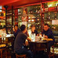 ◆◇活気のある陽気なスペインバルで飲み会◆◇