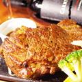 料理メニュー写真ニューヨークカットステーキ