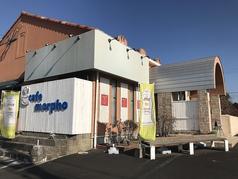Cafe morpho カフェモルフォの写真