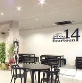 Cafe&bar No.14の雰囲気2
