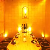【赤坂限定】女子会・合コンに最適な8名様テーブル席!赤坂で個室居酒屋をお探しなら晴れたり、曇ったりへ★赤坂での貸切宴会のご予約も受付中!