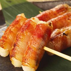 豚しそ巻き/餅ベーコン (各1本)