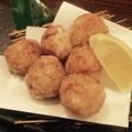 料理メニュー写真人気堂々第1位☆海老と山芋の揚げしんじょ