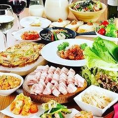 Korean Modern Dinning KANTONの写真