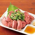 料理メニュー写真桜姫 ふわとろレバー