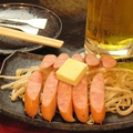 料理メニュー写真【お肉】ウインナーバター
